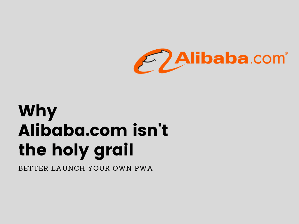 Why Alibaba.com isnt the holy grail